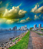 New Orleans, Lousiana. — Stok fotoğraf