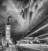 London. Westminster Bridge — Stock Photo