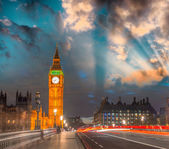 Westminster Bridge — Stock Photo