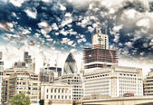 Buildings and Architecture of London — Stock Photo