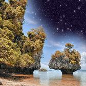 Thailand Island and Ocean. — Stockfoto