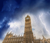 Houses of Parliament - London — Stock Photo