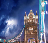 Tower Bridge - London — Stock Photo