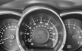 Car dashboard. — Foto Stock