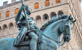 Cosimo I de' Medici by Giambologna — Stock Photo