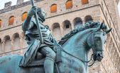 Cosimo I de' Medici by Giambologna — Stock Photo