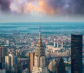Manhattan, nueva york. — Foto de Stock