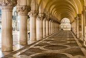 Arches in Piazza San Marco, Venezia — Foto Stock