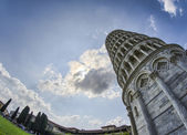 Pisa. Leaning Tower — Stock Photo