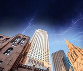 New York Skyline. — Stock Photo