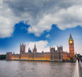 Houses of Parliament - London — Stock fotografie