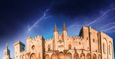 Avignon Popes Palace - France — Photo