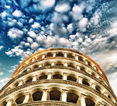 Leaning Tower of Pisa, Tuscany — Stock Photo