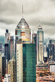 Hong Kong Island. — Stock Photo