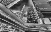 Hong Kong streetscape — Stock Photo