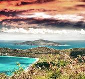 Caribbean Island — Stock Photo
