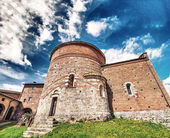 Ancient Castle of Tuscany — Stock Photo