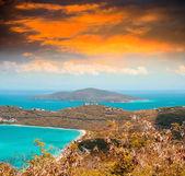 Caribbean scenario — Stock Photo