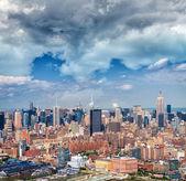 Midtown manhattan'ın — Stok fotoğraf