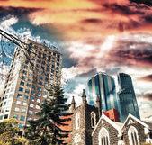 Australian cityscape — Stok fotoğraf