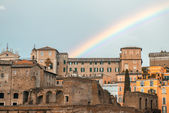 Rome. Imperial Forums — 图库照片