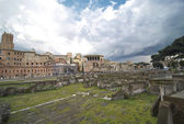 Fori Imperiali, Rome — Stock Photo