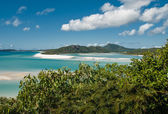 Whitehaven Beach, Australia — Foto de Stock