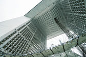 Grand Arche in La Defense — Stock Photo