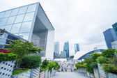 La Defense, Grand Arch — Stock Photo