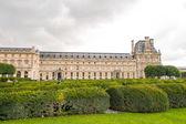 Tuileries gardens Paris — Stock Photo