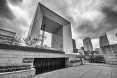 La Defense, Grand Arch — Stock Photo
