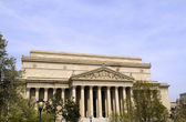 USA National Archives Building — Stock Photo