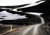Icelandic F-Road — Stock Photo
