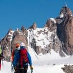 The Aiguille du Midi peak — Stock Photo #48782879