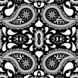 Paisley background — Stockvectorbeeld