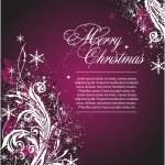 Vector Christmas banner — Vecteur #1281217