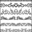Decorative Elements — Vector de stock #13646150
