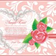 Valentine card — Stockvector #13649598