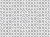 Seamless vector geometric pattern. — Stock Vector