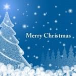 The Magic Christmas Tree. — Stock Vector #35409949
