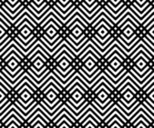 Geometryczny wzór z romb — Wektor stockowy