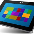 Tablet — Stock Photo