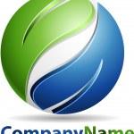 Company logo vector — Stock Vector #17206487