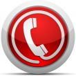 Phone icon — Stock Vector #17209439
