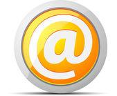 E mail internet icon — Stock Vector