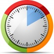 10 Minutes timer — Stock Vector #47722659