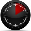 10 Minutes timer — Stock Vector #47722701