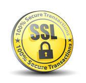SSL Certified — Stock Vector