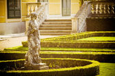 Sculpture of Schonbrunn Palace in Vienna, Austria — Stock Photo