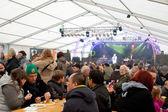 VIENNA - OCTOBER 26: celebrate on Austrian National Day o — Foto de Stock